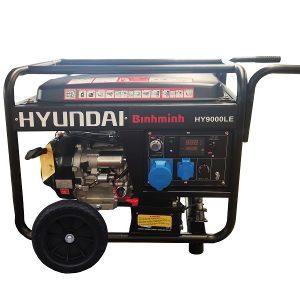 Máy Phát điện 6kw Chạy Xăng đề Nổ Hyundai HY9000LE