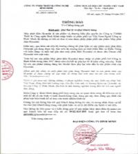Thông Báo Máy Phát điện Hyundai Giả, Nhái Trên Thị Trường Hiện Nay