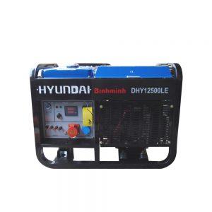 Máy Phát điện Chạy Dầu 9kw Diesel Hyundai DHY12500LE