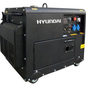 May Phat Dien Diesel Hyundai Dhy 6000se 3