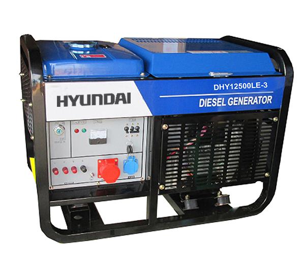 máy phát điện DHY12500LE-3