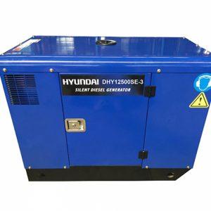 Máy Phát điện Chạy Dầu 12Kva -13Kva Diesel Hyundai DHY12500SE- 3