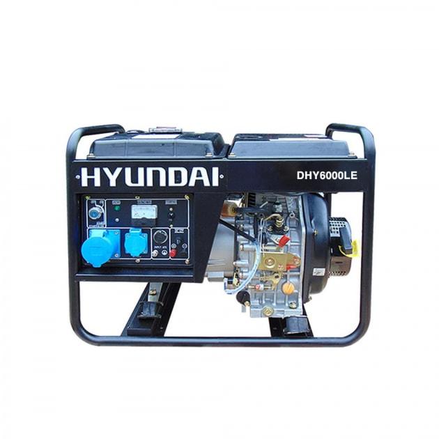 máy phát điện DHY6000LE