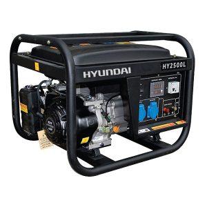Máy Phát điện 2kw Chạy Xăng Giật Nổ Hyundai HY2500L