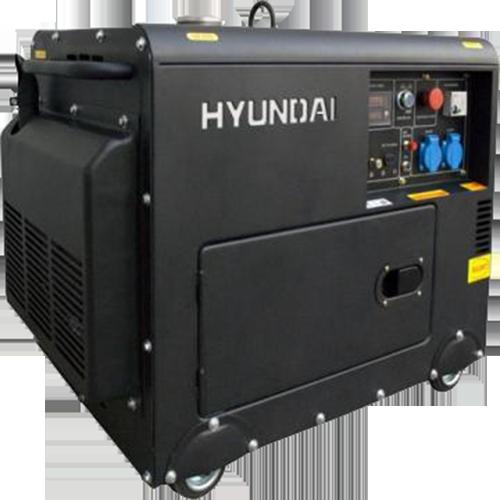 Máy Phát Hyundai DHI6000SE