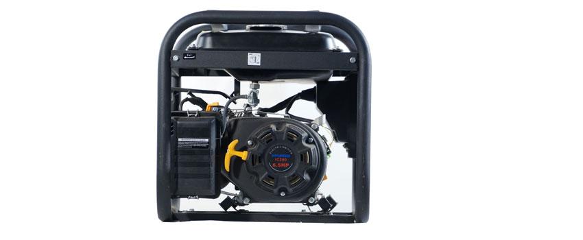 Động cơ máy phát điện Hyundai HY7500LE-3