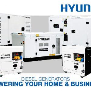 Hyundai Generators 16072015