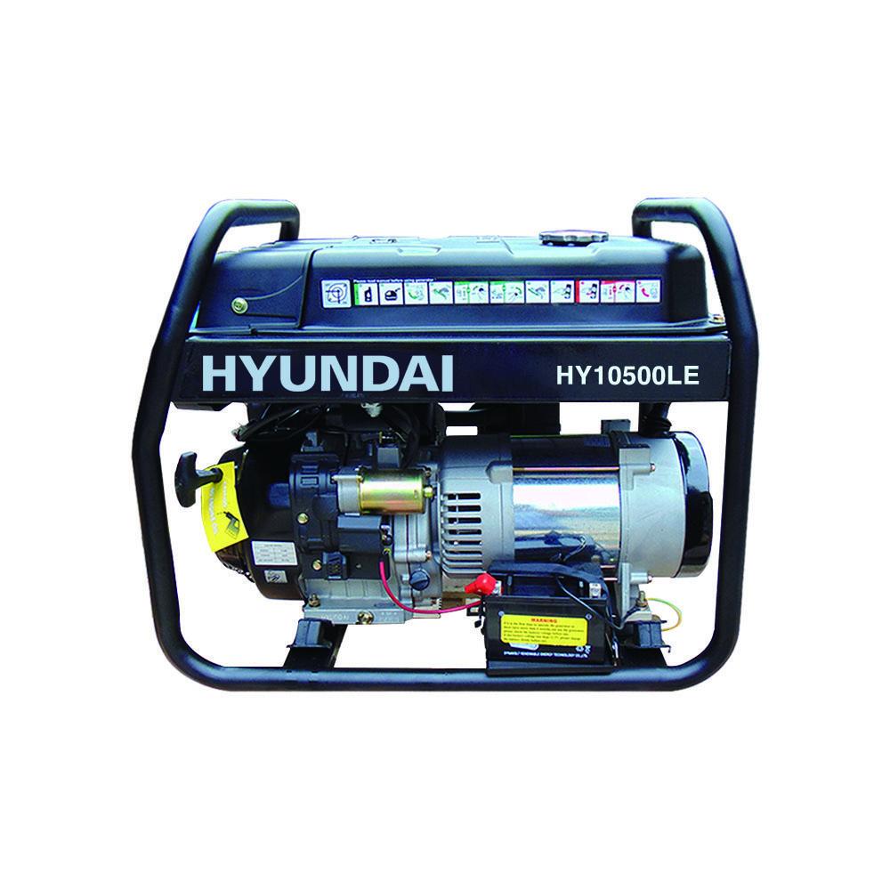 Máy Phát điện 7kva Chạy Xăng Hyundai