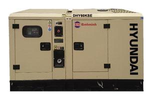 Máy phát điện Hyundai nhập khẩu chính hãng