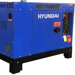 Máy Phát điện 10kva – 11kva Chạy Dầu Hyundai DHY18000SE